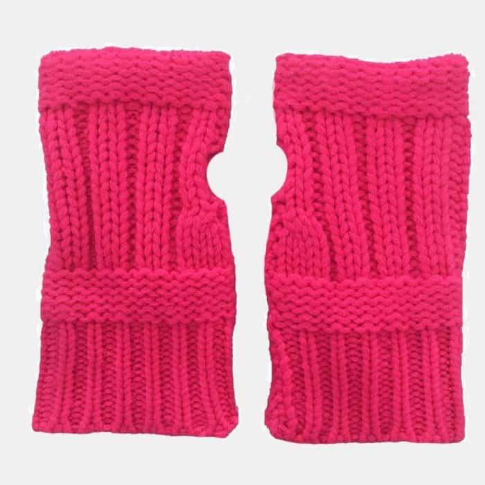 Chunky Finger Gloves 2