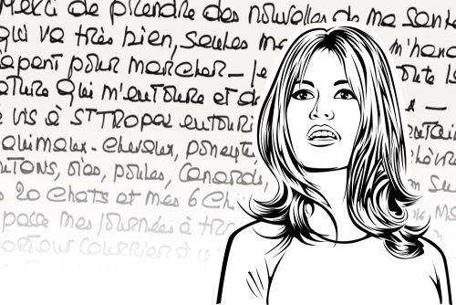 SEKRÈ MYSTERY BAG - »Belle Femme du Monde No.1«/Brigitte Bardot 8