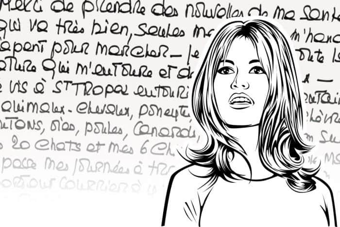 SEKRE BAG EDITION Brigitte Bardot
