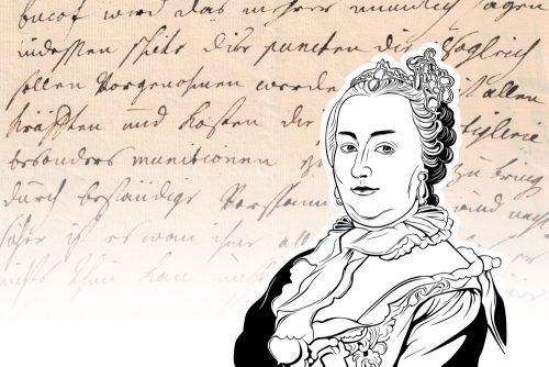 Madam Kaiser No. 1/ Kaiserin Maria Theresia
