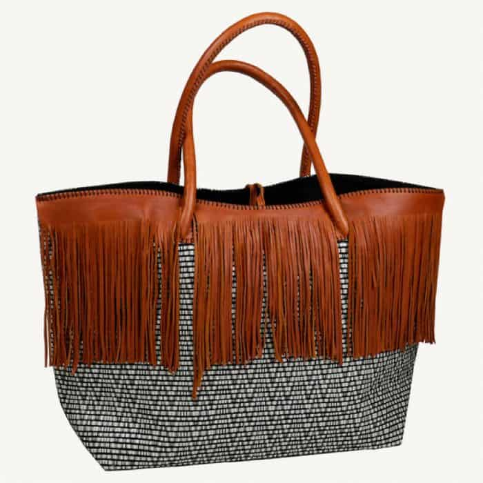 SHOPPING BAG 'VALERIE' - YVES HAMBURG 7