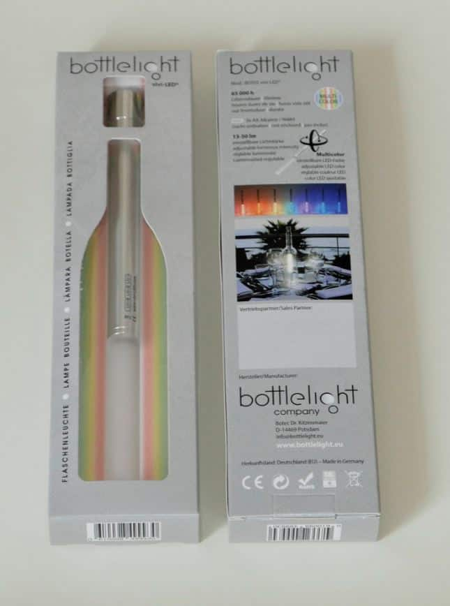 BOTTLELIGHT - FLASCHENLEUCHTE BOT05 vivi-LED 3